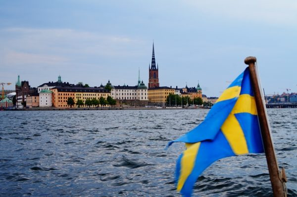"Private boat tour in Stockholm ""the Sightseer"""